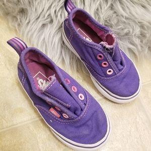Vans Toddler Slip-On Sneakers